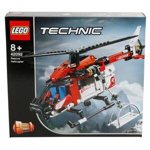 Lego Technic 42092 Rettungshubschrauber/Düsenjet
