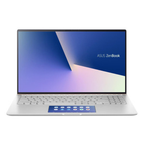 "ASUS ZenBook UX534FAC-AA196T / 15,6"" Ultra HD / Intel i7-10510U / 16GB RAM / 1TB SSD / Windows 10 / Silber"