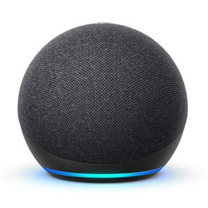 Amazon Echo Dot (4. Generation) | Smarter Lautsprecher mit Alexa | Anthrazit