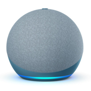 Amazon Echo Dot (4. Generation) | Smarter Lautsprecher mit Alexa | Blaugrau
