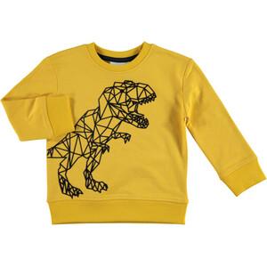 Jungen Sweatshirt mit Dino Druck