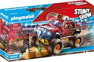 Playmobil® 70549 - Stuntshow Monster Truck Horned - Playmobil® Stunt Show