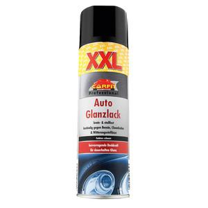 Carfit XXL-KFZ-Oberflächenspray, Auto Glanzlack, schwarz
