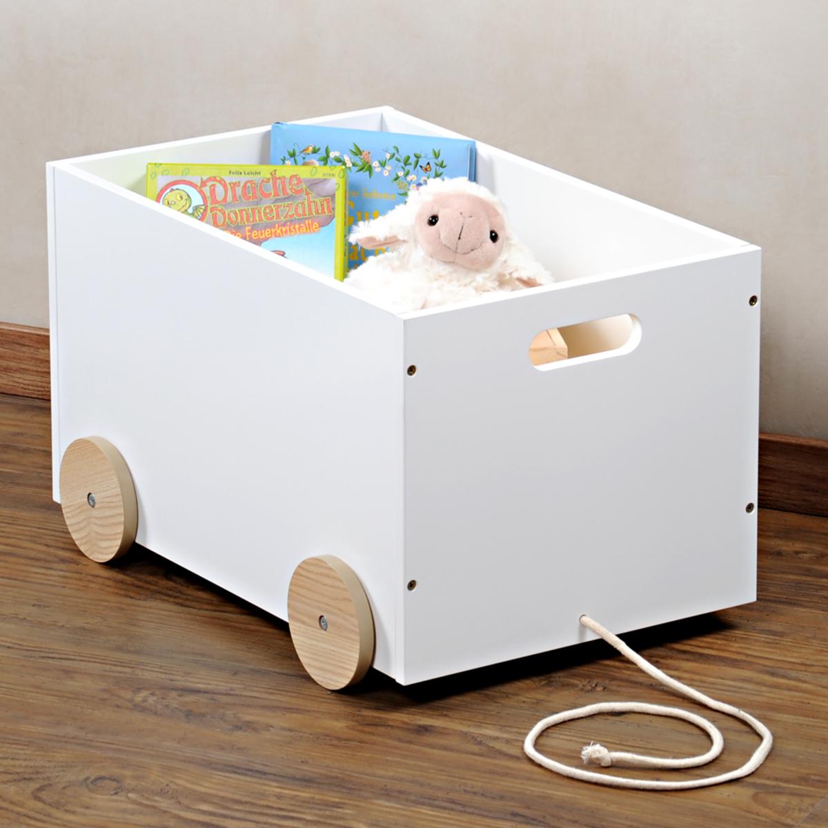 Bild 1 von Kesper Spielzeugkiste mit Rollen