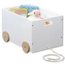 Bild 2 von Kesper Spielzeugkiste mit Rollen