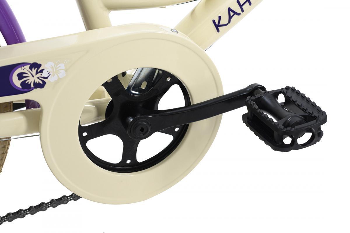 Bild 3 von KS Cycling Kinderfahrrad 20'' Kahuna beige-lila RH 34 cm