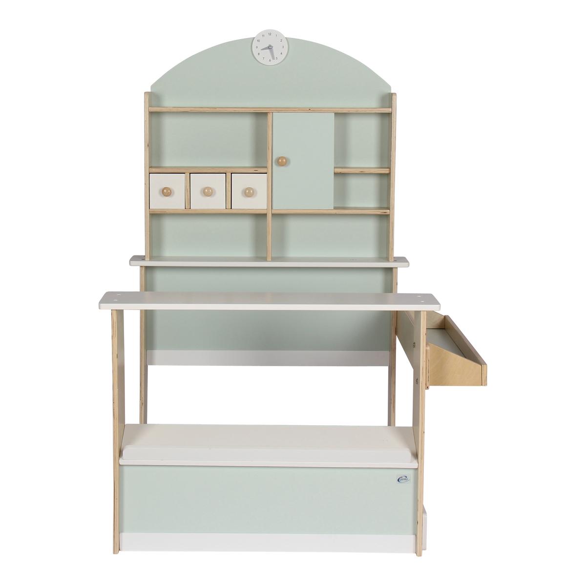 Bild 1 von Coemo Kaufladen Lilly mintgrün/weiß