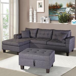 Home Deluxe Sofa Rom rechts