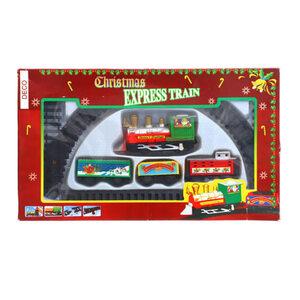 Eisenbahnset 10-teilig