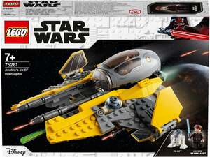 LEGO Star Wars Anakins Jedi™ Interceptor 75281
