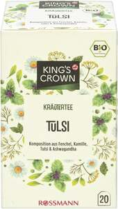King's Crown Kräutertee Tulsi