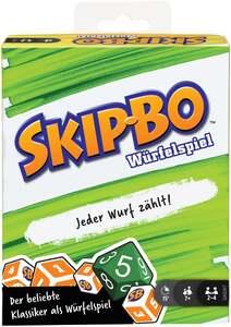 Mattel Skip-Bo Würfelspiel