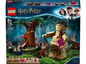 LEGO 75967 Harry Potter Der Verbotene Wald: Begegnung mit Umbridge Bauset