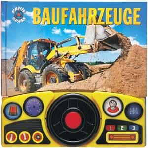 IDEENWELT Soundbuch Baufahrzeuge