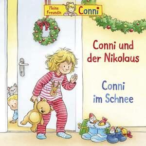 Conni und der Nikolaus + Conni im Schnee CD