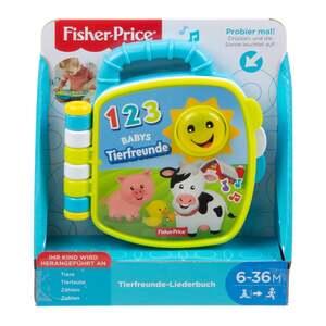 Fisher-Price Tierfreunde-Liederbuch