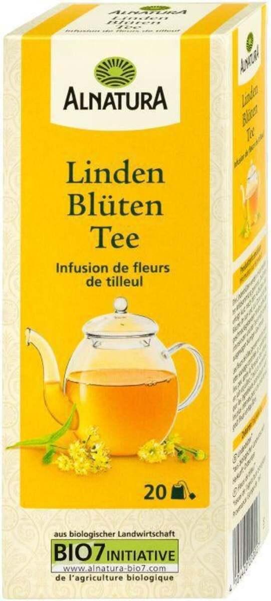 Bild 1 von Alnatura Bio Lindenblüten Tee