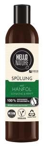 Hello Nature Hanföl Spülung Schwung & Kraft