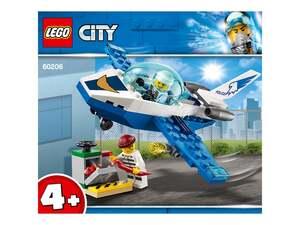 LEGO City Polizei Flugzeugpatrouille 60206