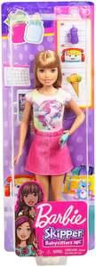 Mattel Barbie Skipper Babysitters Inc. Puppe und Zubehörset Sortiment