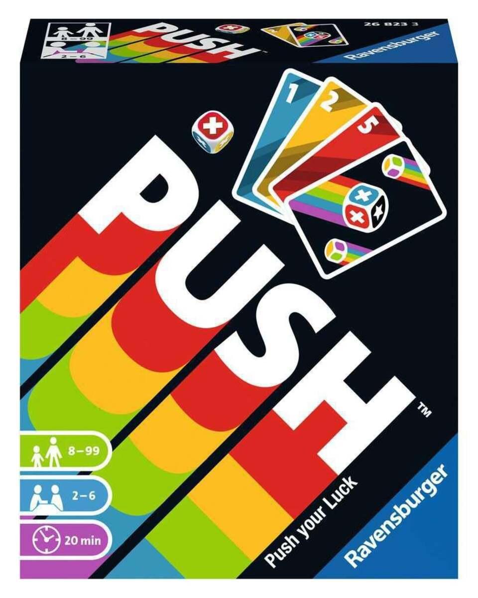 Bild 1 von Ravensburger Push Kartenspiele