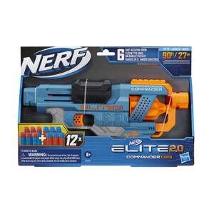 Hasbro Nerf 2.0 Commander RD-6