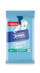 Tempo Feuchte Toilettentücher Travelpack