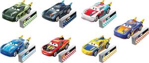 Mattel Cars Xtreme Racing Raketenrennen