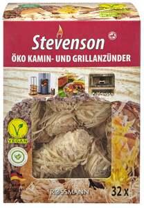 Stevenson STEVENSON ÖKO KAMIN- UND GRILLANZÜNDER