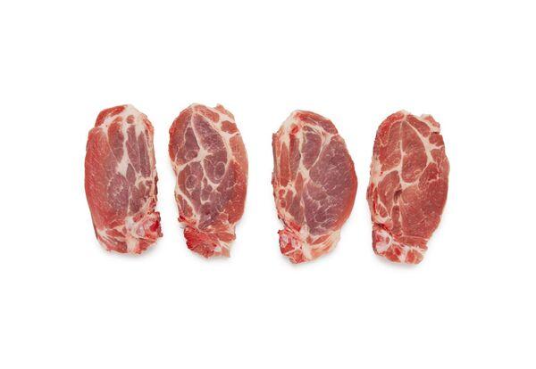 MEINE METZGEREI Nackenkotelett vom Schwein