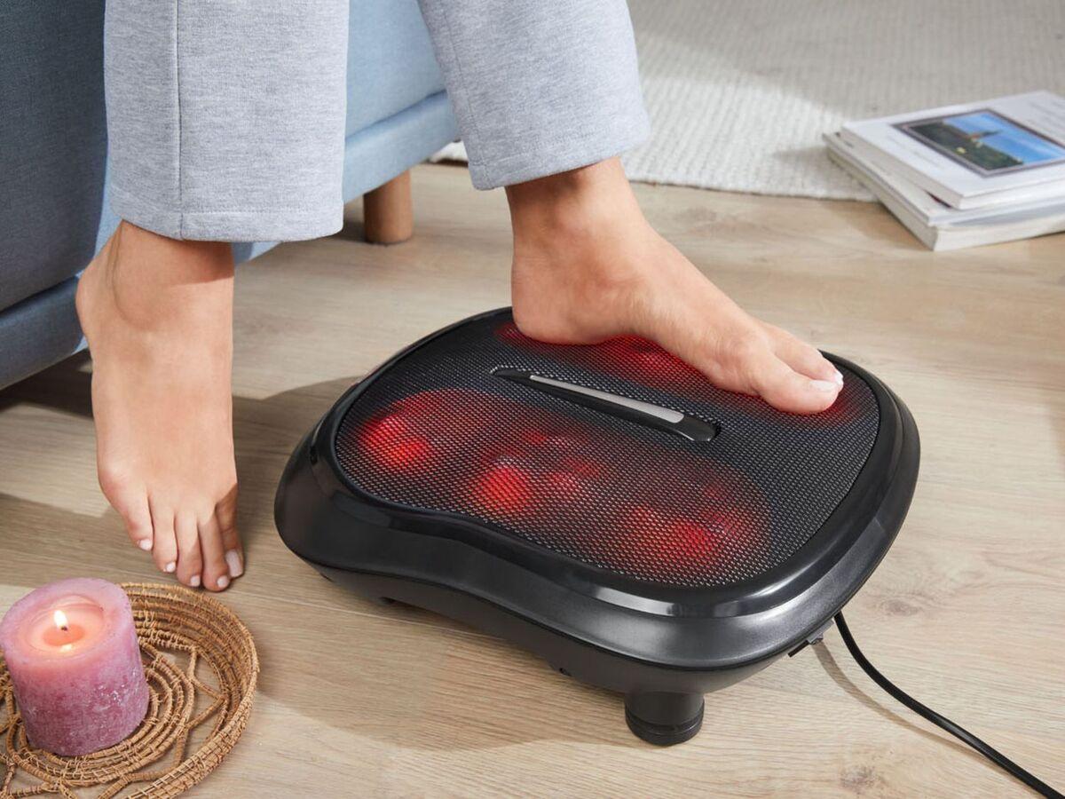Bild 2 von SANITAS Shiatsu-Fußmassagegerät, 100 Watt, Wärmefunktion