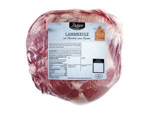 Australische Lammkeule