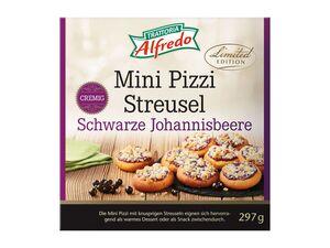 Mini-Pizzi Streusel