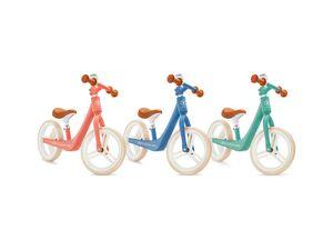 Kinderkraft Laufrad »Fly Plus«, Retro-Optik, ultraleicht, rutschfeste Gummigriffe