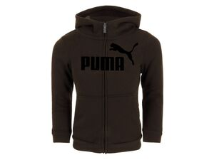 Puma Kinder Jungen Kapuzenjacke, Regular Fit