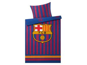 Renforcé Bettwäsche »FC Barcelona«, 135 x 200 cm