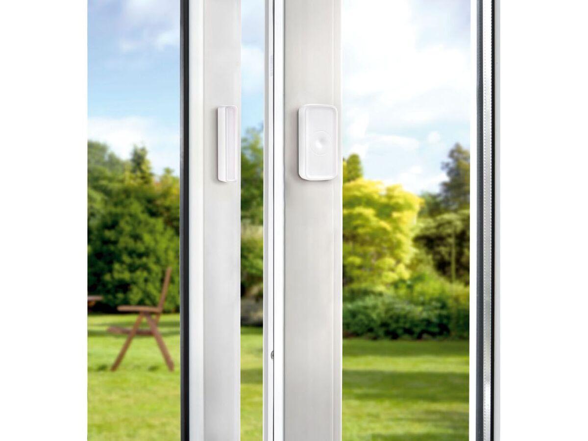 Bild 2 von SILVERCREST® Tür Fensterkontakt »Zigbee Smart Home«