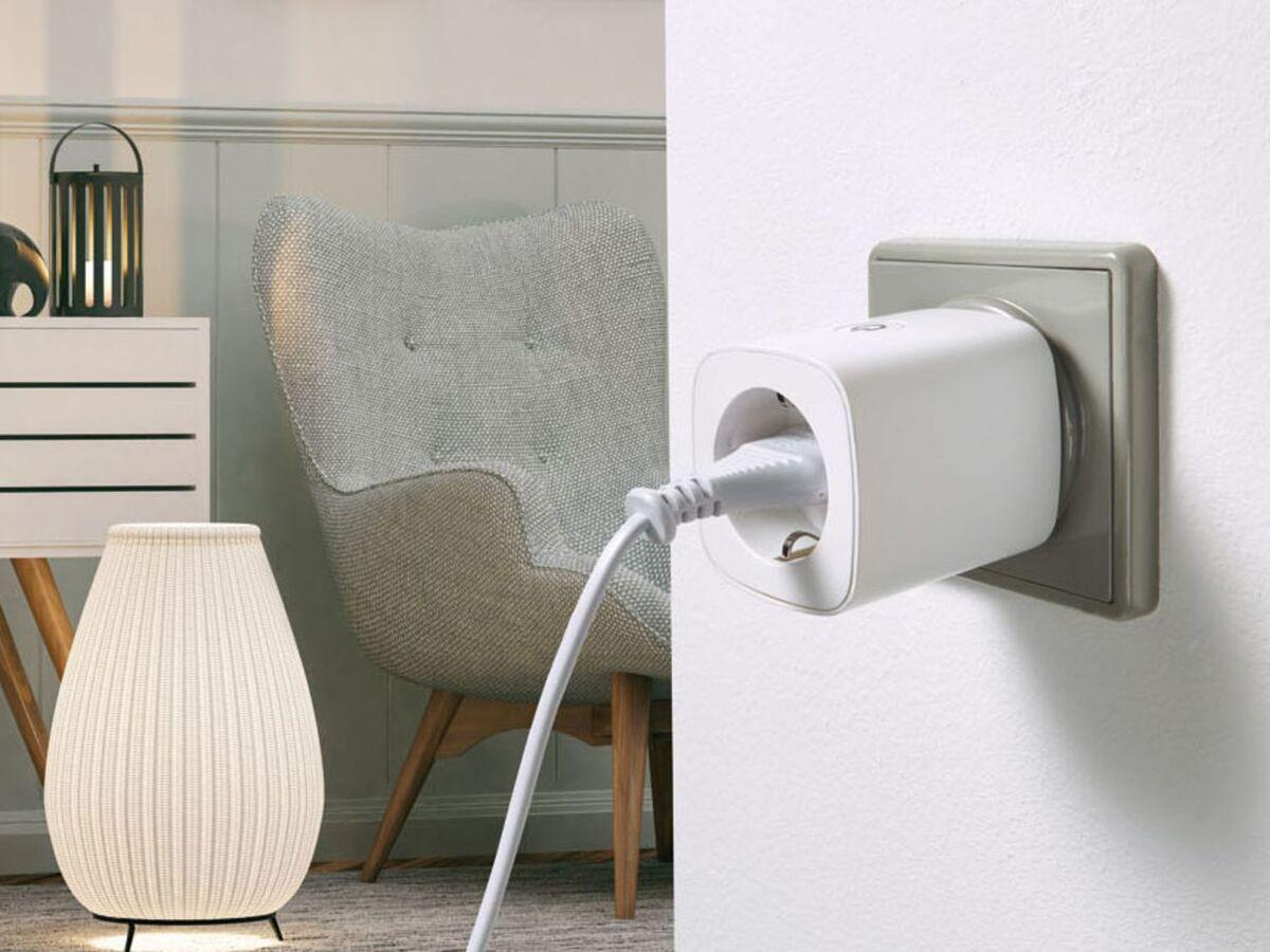 Bild 2 von SILVERCREST® Steckdose Zwischenstecker Zigbee Smart Home