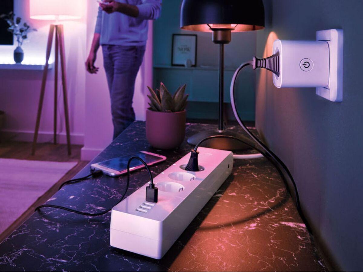 Bild 4 von SILVERCREST® Steckdose Zwischenstecker Zigbee Smart Home
