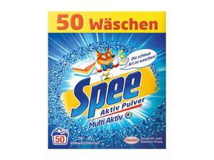 Spee Pulver 50 Wäschen