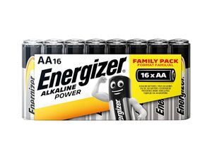 Energizer Alkaline Power Batterien