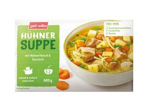 Geti Wilba Suppe