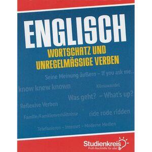 Lernhilfe - Spiral-Lernblock Englisch Wortschatz