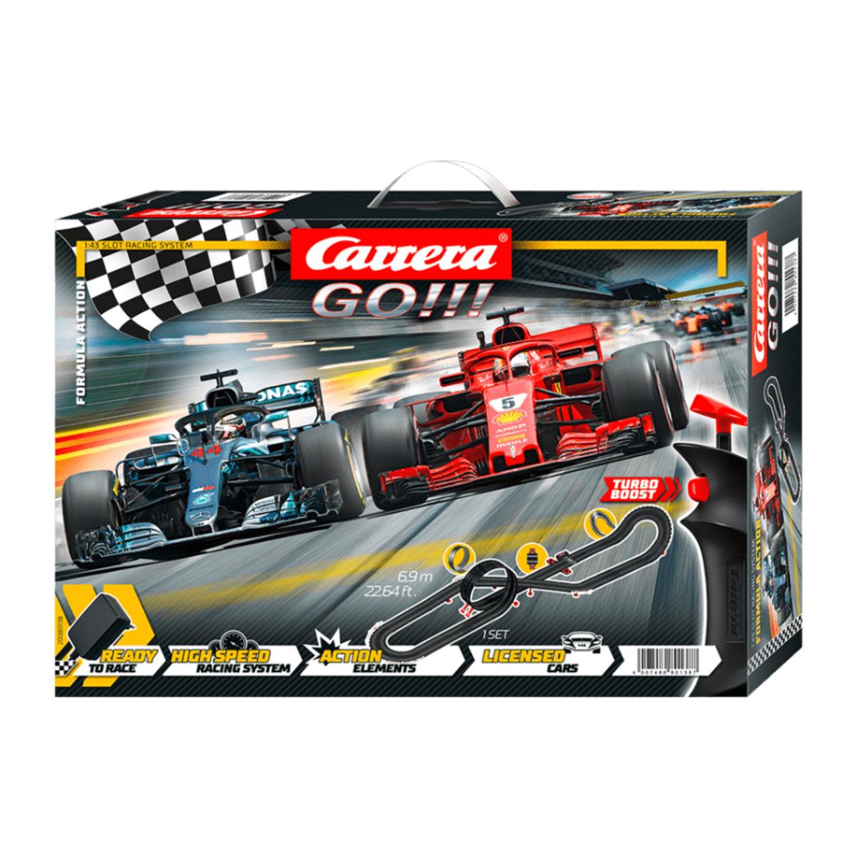 Bild 1 von Carrera Go!!! Autorennbahn