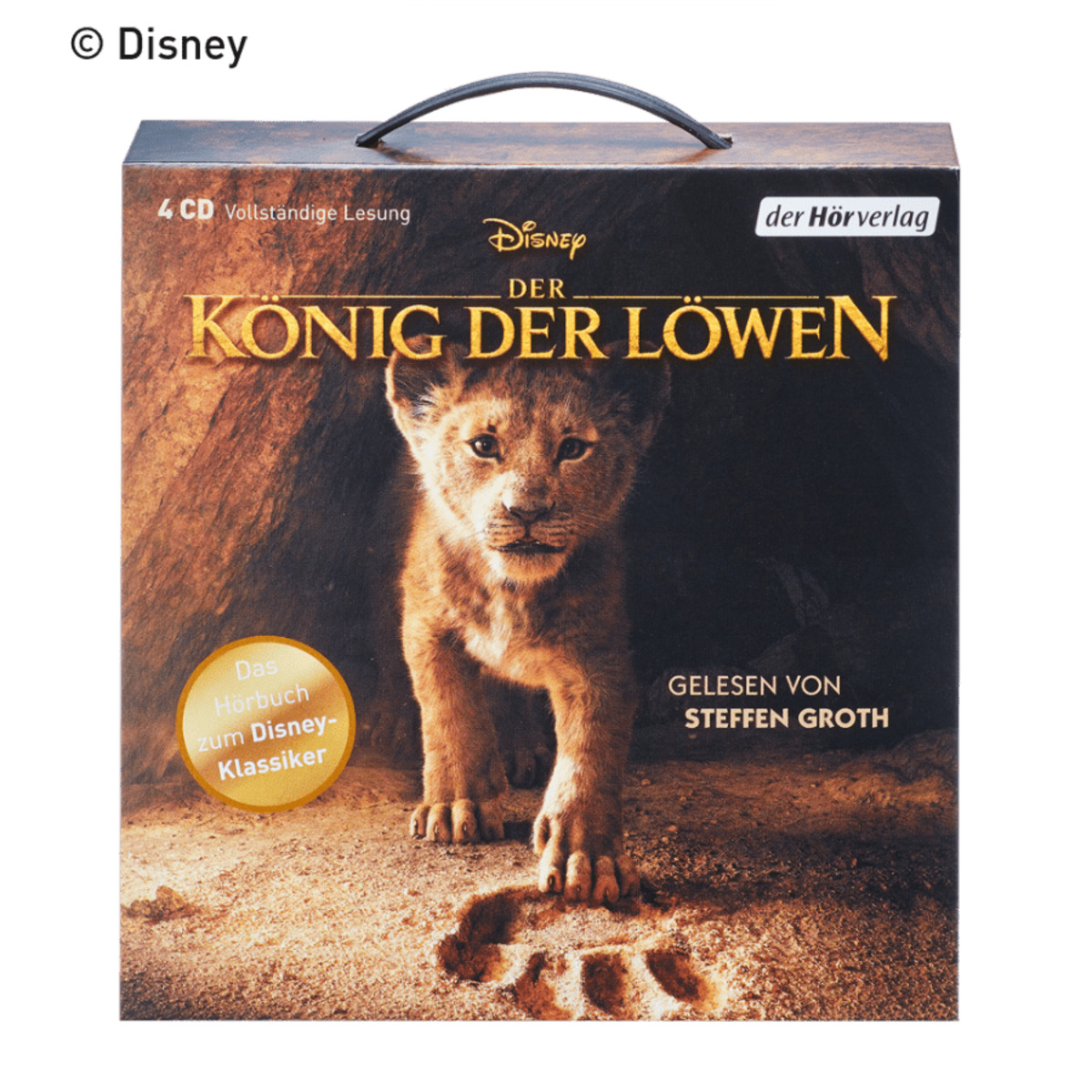 Bild 4 von Disney Hörbuchkoffer