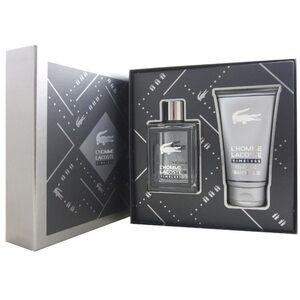 Lacoste L Homme Lacoste Timeless Eau de Toilette 100 ml & Showergel 150 ml für Herren