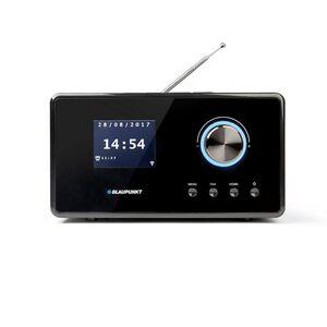 Blaupunkt IRD 300 BK Internetradio mit DAB+ schwarz