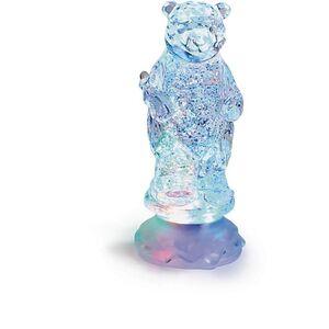 Dekor LED Wasserfigur Eisbär