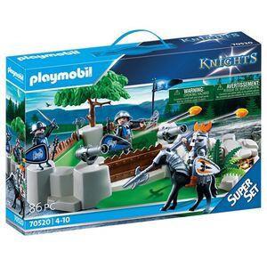 Playmobil Super Set Ritterbastion