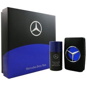 Mercedes-Benz Man Set Eau de Toilette 100 ml & Deostick 75 ml für Herren